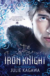Blog Tour:  The Iron Knight by Julie Kagawa