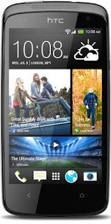 Cara Reset HTC Desire 500 Dual SIM lupa pola / password