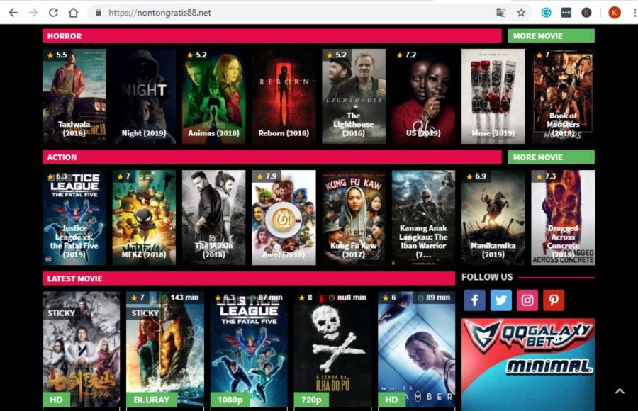 Nonton Film Online? 5 Situs Streaming Film Indonesia ...