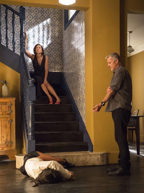 Em 'O Sétimo Guardião', Valentina matou Laura e manda Sampaio sumir com o corpo - Foto: Estevam Avellar/Globo