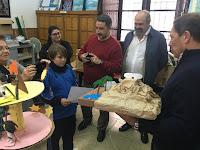misiones, misioneros, domund, colegio Juan Pablo II - María Milagrosa, Cádiz