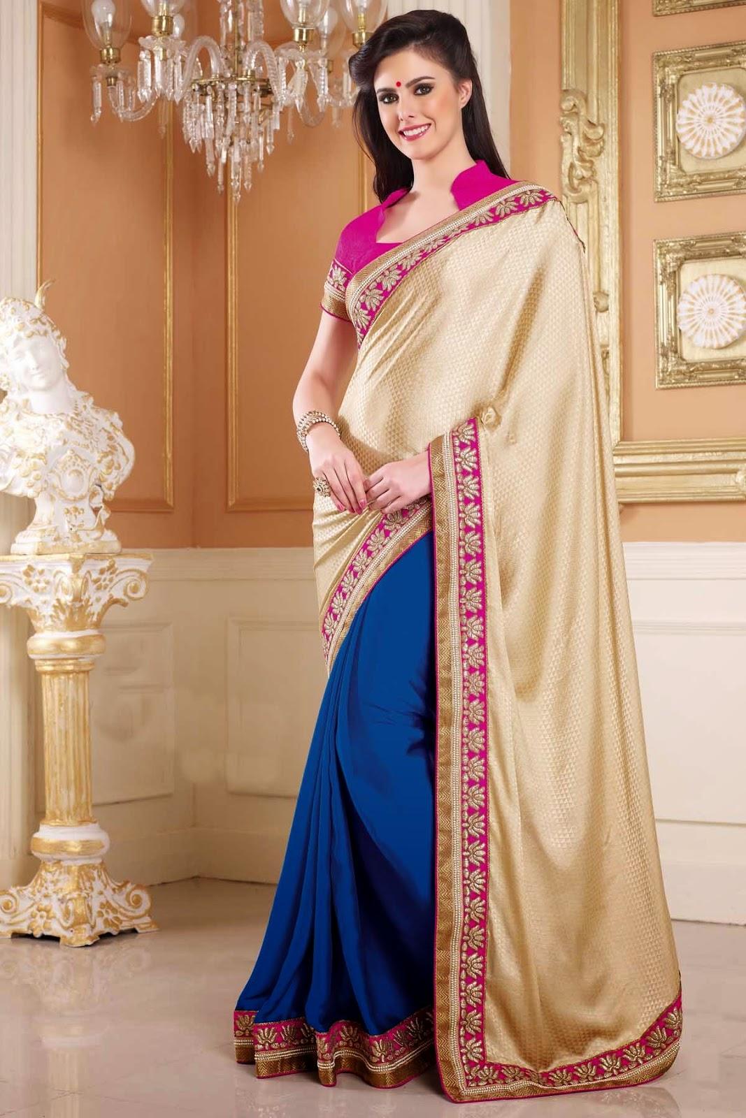Samyakk Latest Designer Sarees Collections Online Indian