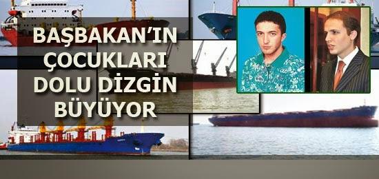 akp'nin gerçek yüzü, bilal erdoğan, burak erdoğan, gemicik, gizlenen gerçekler, ham petrol, mustafa erdoğan, recep tayyip erdoğan, tuzla tanker işletmeciliği, ziya ilgen