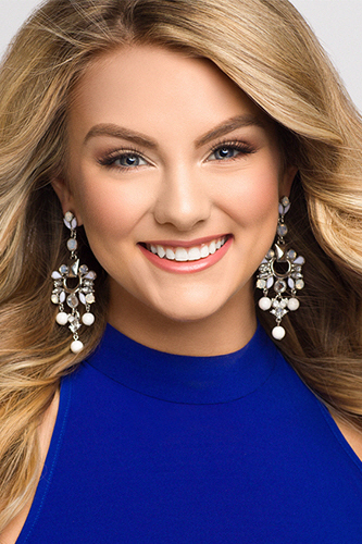 Miss Teen USA 2018 Candidates Contestants Delegates Isabella Russell