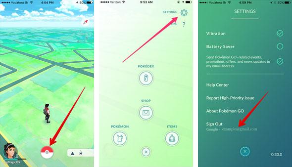 Comment transférer le compte Pokemon Go à votre nouveau téléphone Android