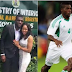 Super Eagles player, John Ogu's marriage reportedly crashes