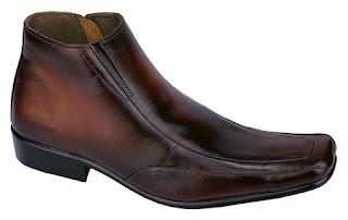Sepatu Kerja Pria Model Boots  RDF 015