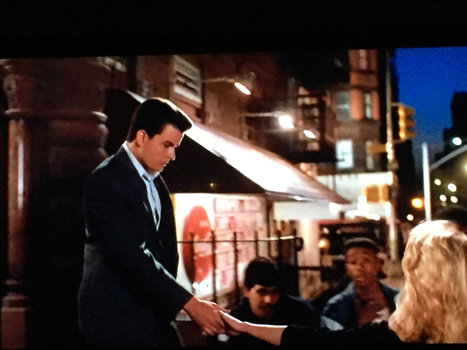 reel to real movie and tv locations wall street 1987