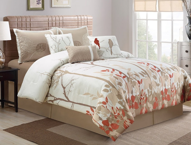 Bedding With Birds On It