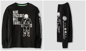 Cool science STEM Astronaut shirts