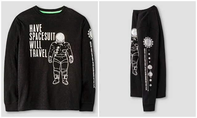 Cool science STEM Astronaut shirts