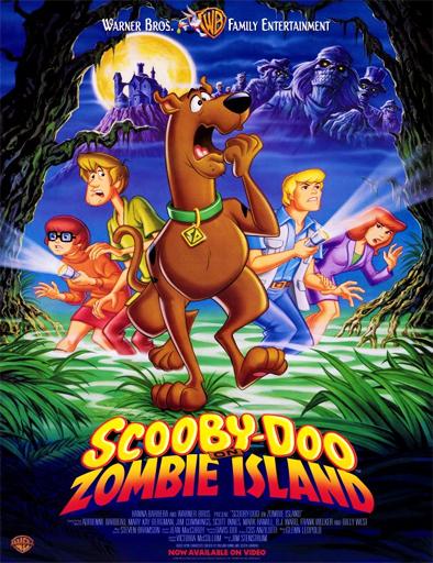 Ver Scooby-Doo en la isla de los zombis (1998) Online