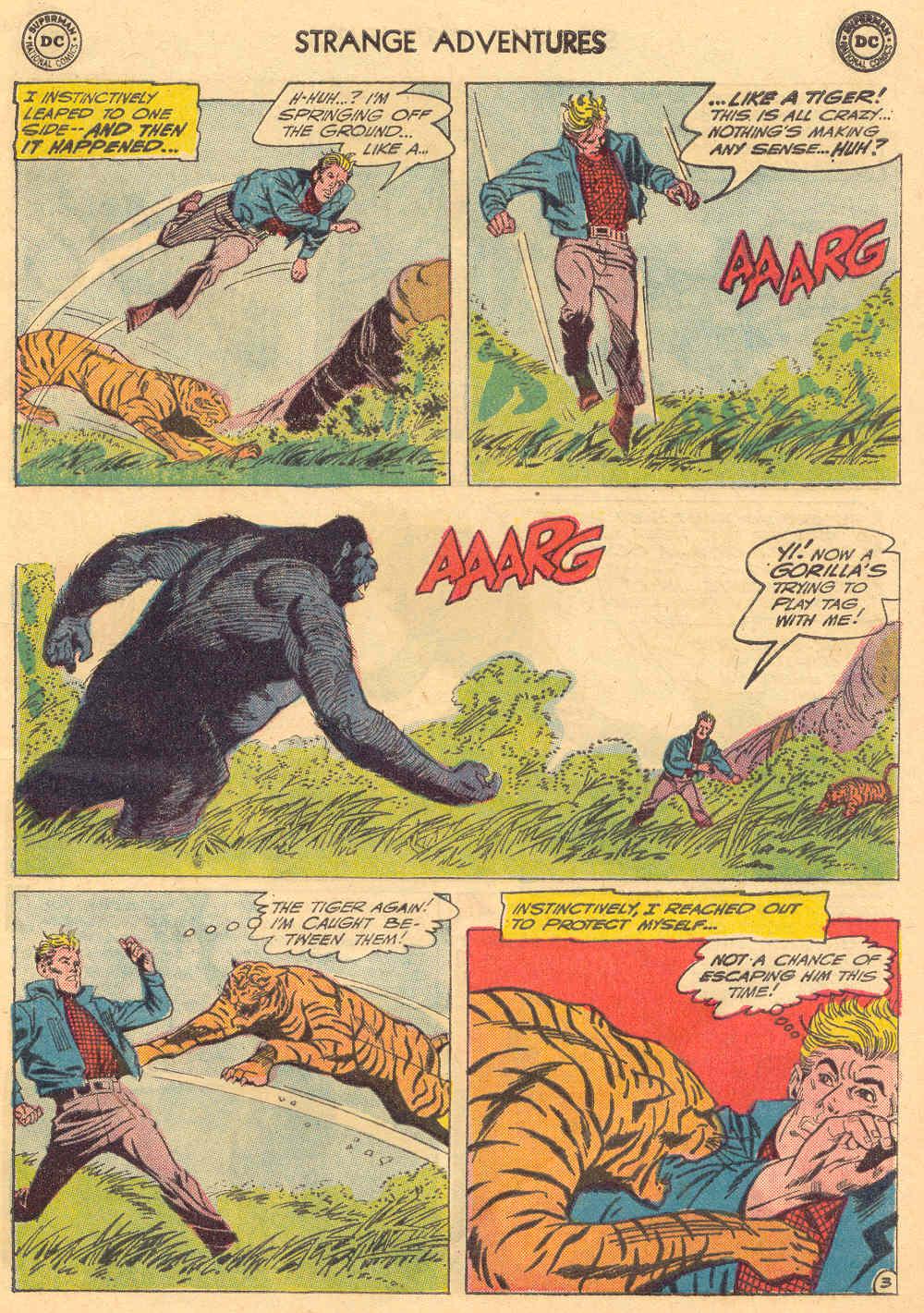 Strange Adventures (1950) issue 180 - Page 5
