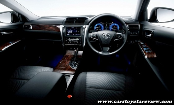2016 Toyota Camry Red Review