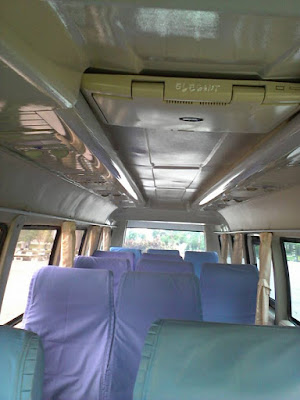 Interior Elf Long Medan