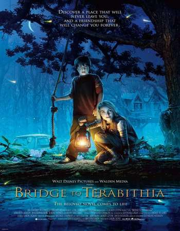 Bridge to Terabithia 2007 Hindi Dual Audio 450MB BluRay 720p ESubs HEVC Free Download Watch Online downloadhub.in
