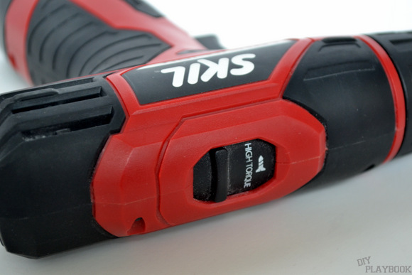 It's also good to understand the torque switch on a cordless drill.