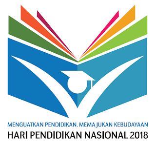 Logo Hardiknas 2018