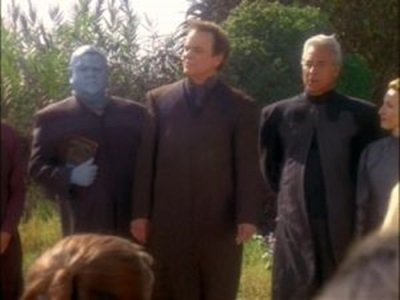 Star Trek: Deep Space Nine - Season 5 Episode 7: Let He Who Is Without Sin