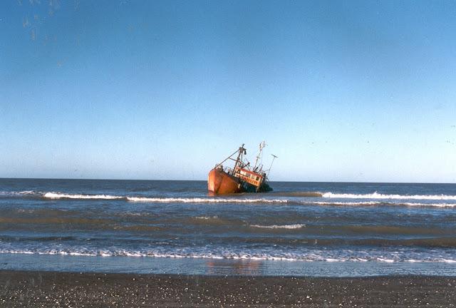 Naufragio las toninas
