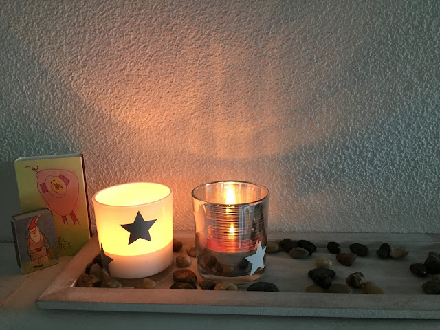 2. Advent - Kerzen