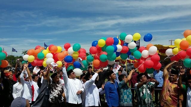 Meski Terlambat, Deklarasi Pilkada Damai di Abdya Meriah