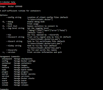 Docker help tutorial