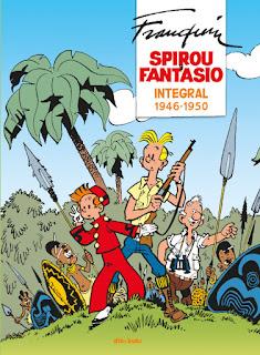 Spirou y Fantasio Integral 1 (1946 -1950)