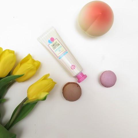 Holika Holika Sweet Cotton Pore Cover BB 02 - BB kremas