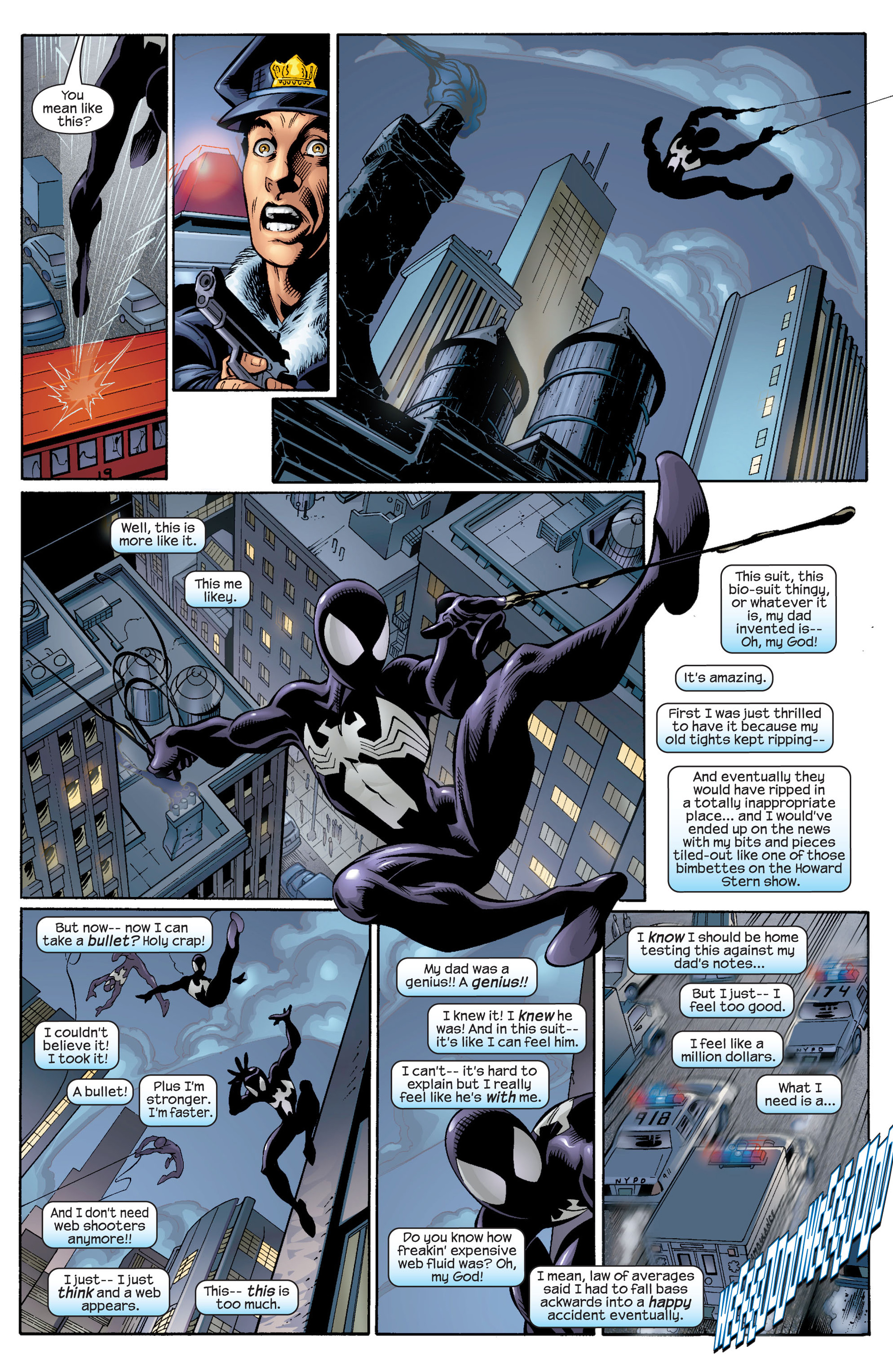 Read online Ultimate Spider-Man (2000) comic -  Issue #35 - 11