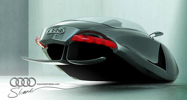 Hyperborean Vibrations Project Audi Shark The Anti