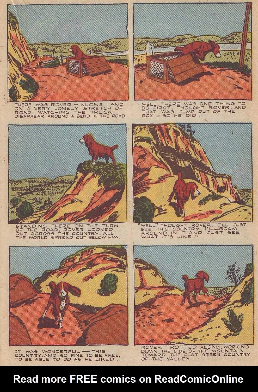 Read online Animal Comics comic -  Issue #20 - 23