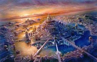 Leyendas, Enigmas y Misterios: El Misterio de la Atlántida