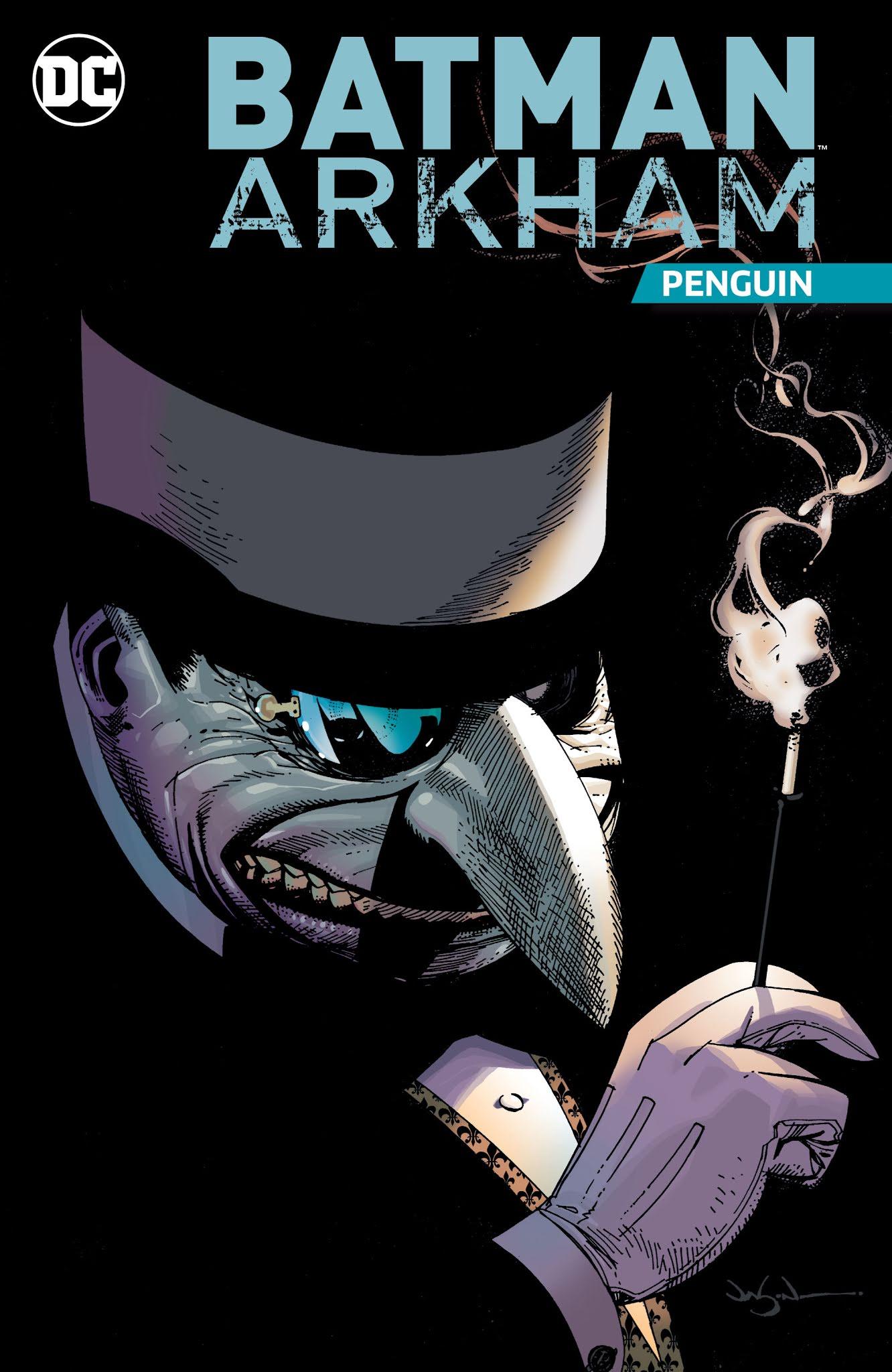 Batman Arkham: Penguin TPB_(Part_1) Page 1