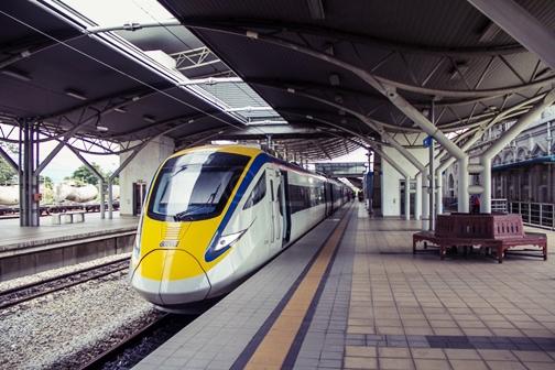 Panduan Pembelian Tiket Keretapi ETS