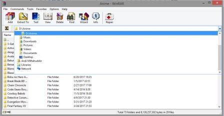 WinRAR 5.50 Beta 4 Terbaru