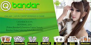 QBandar Agen Judi Poker Online Terpercaua Se-Indonesia - www.Sakong2018.com