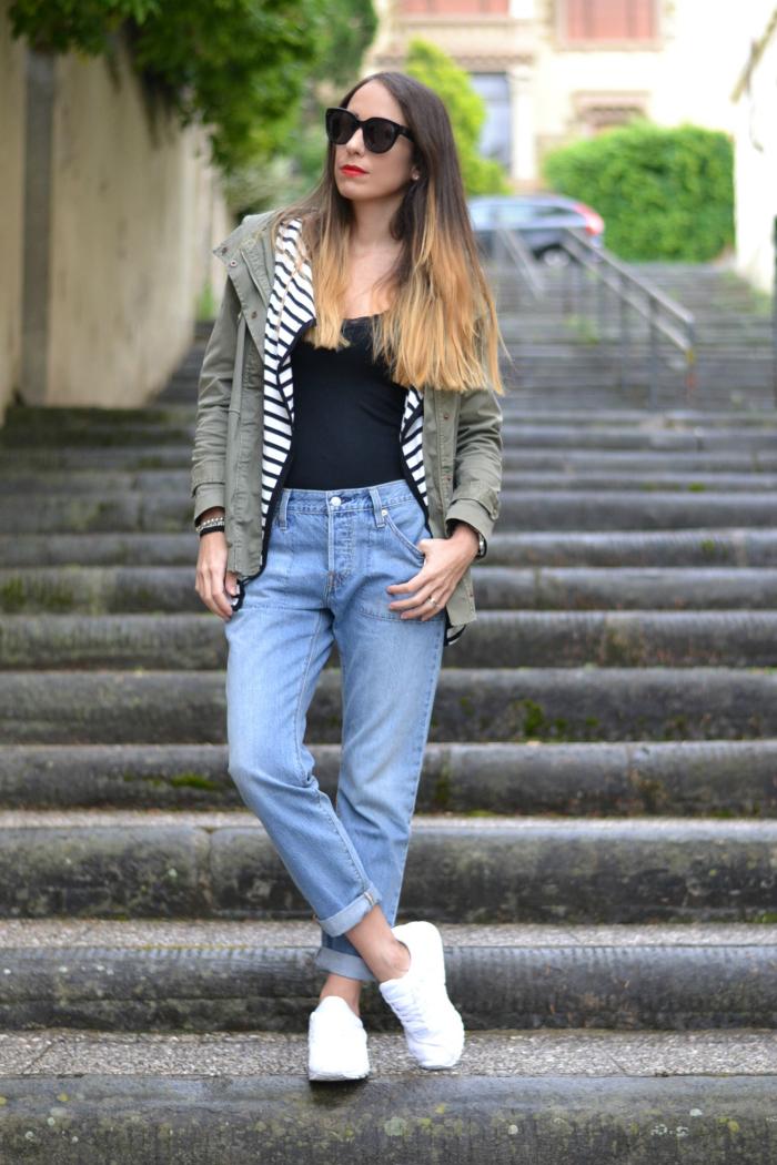 jeans oversize levis 501