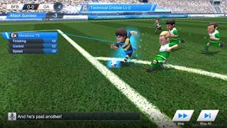 Cara Bermain Game BFB Champion Android Captain Tsubasa Maradona