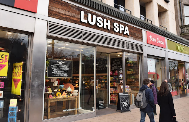 Lush Spa Edinburgh