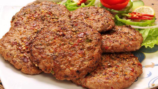 طريقة عمل كباب لحم الغنم المقلي