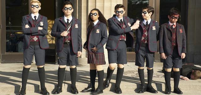 Szkoła superbohaterów