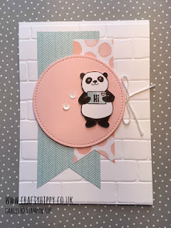 Stampin' Up! Party Pandas, UK
