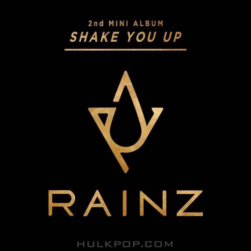 RAINZ – RAINZ 2ND MINI ALBUM `SHAKE YOU UP`