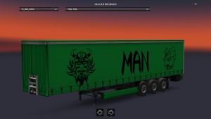 Green Man Trailer