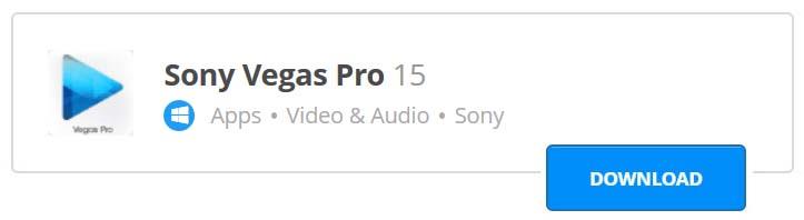 aplikasi video editor PC terbaik SVP