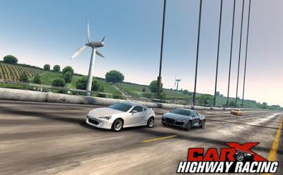 CarX Highway Racing mod hack