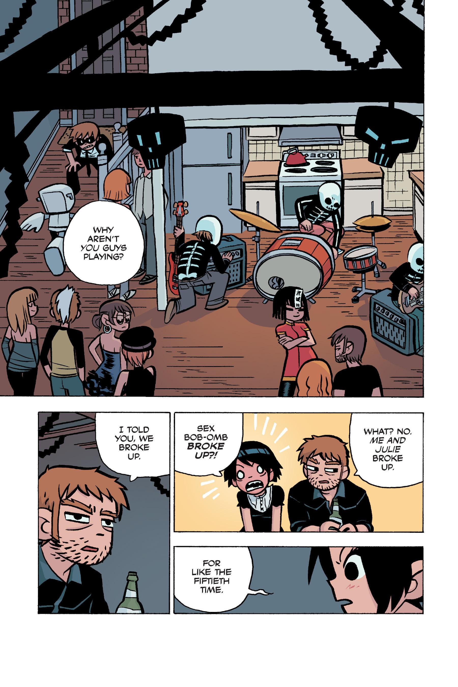 Read online Scott Pilgrim comic -  Issue #5 - 20