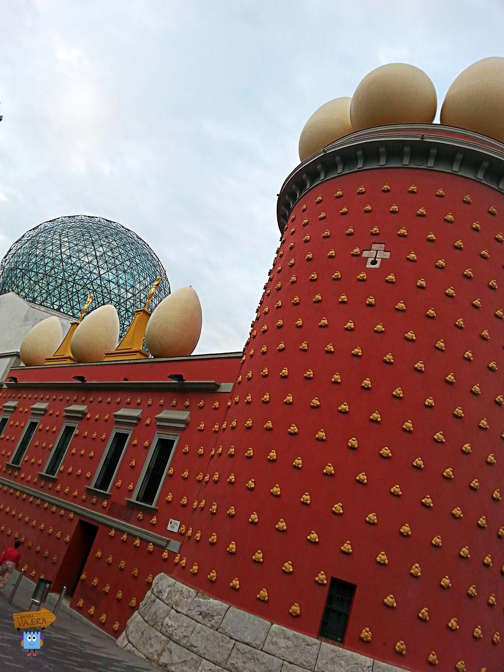 Museo Teatro Dalí