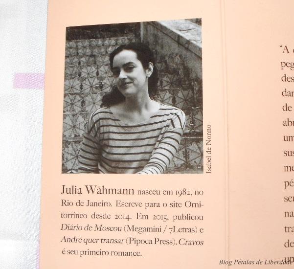 escritora, Julia-Wähmann